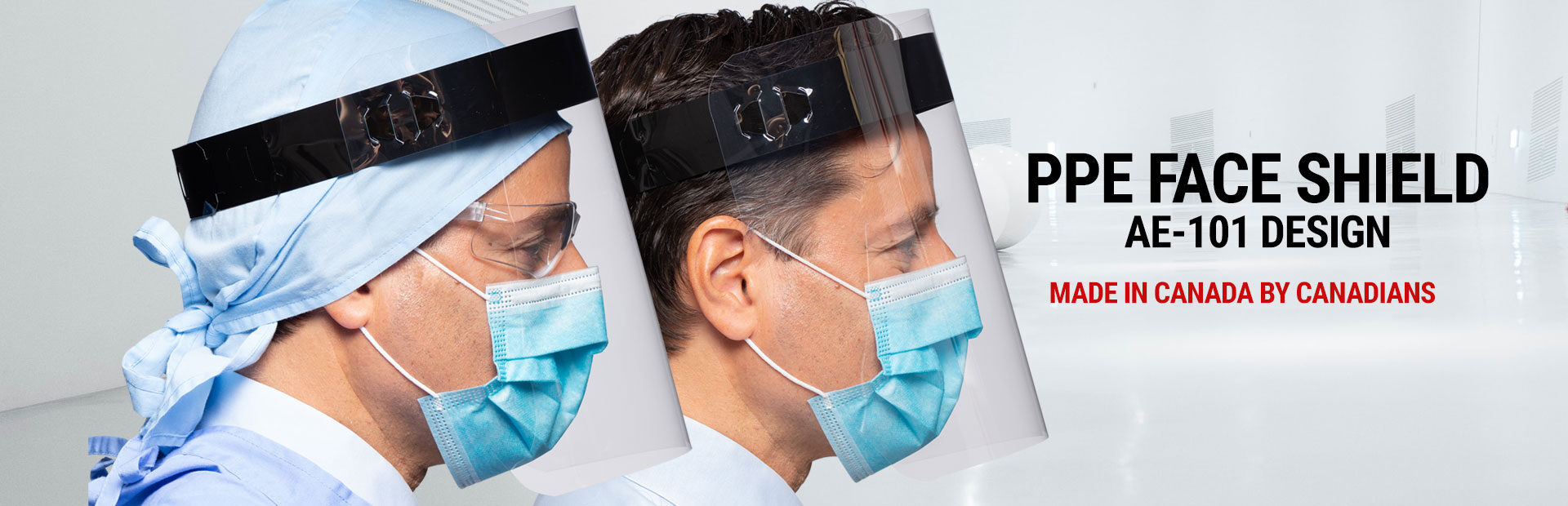 ae-101 ppe face shield